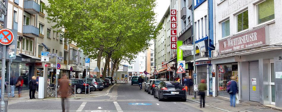 die t ngesgasse ihre besondere einkaufsstra e in frankfurt am main. Black Bedroom Furniture Sets. Home Design Ideas